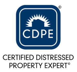 Certified Distressed Property Expert Image