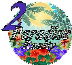 2 Paradise Realty Logo